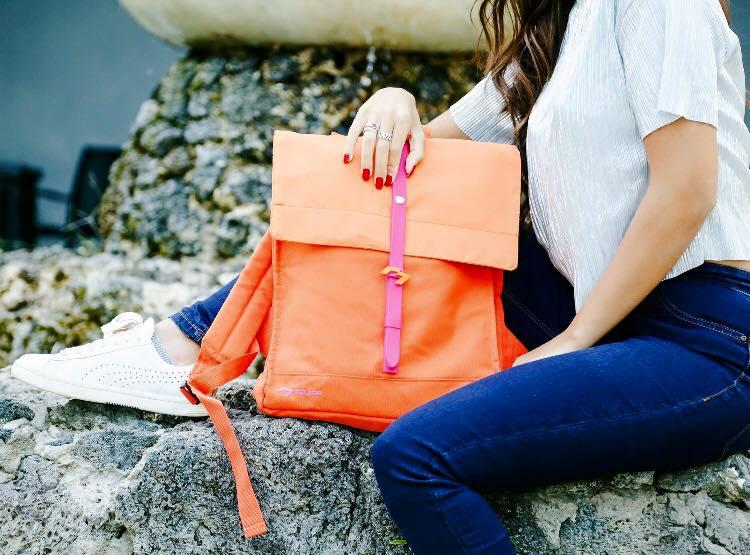 Luxusní batoh Natwee, foto: pinkypop.cz